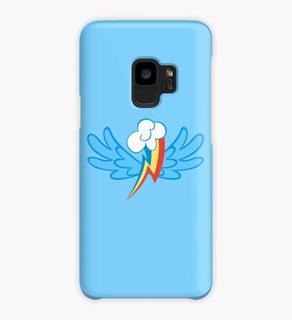 Rainbow Dash Cutie Wings Case/Skin for Samsung Galaxy