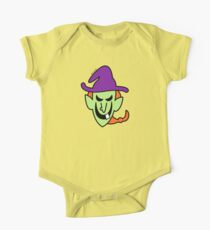 Naughty Halloween Witch Kids Clothes