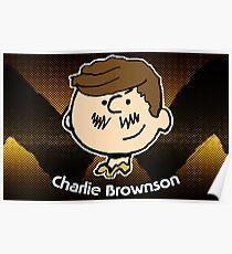 Charlie Brownson (Print Version) Poster