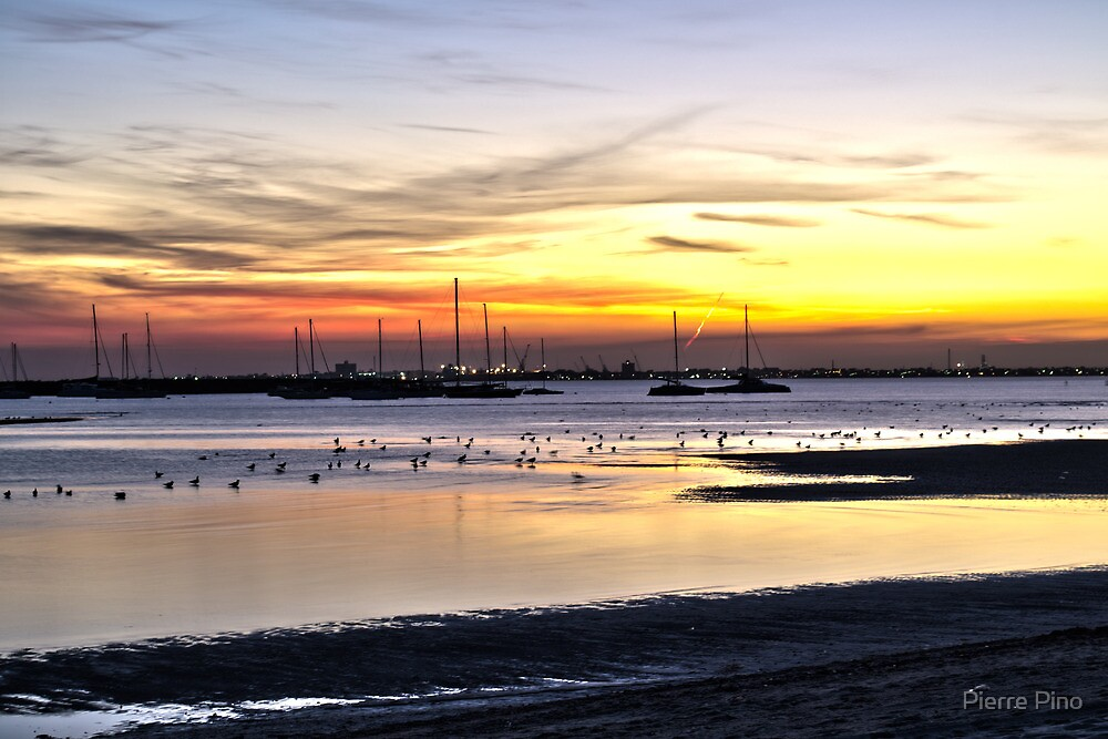 South Melbourne Beach by Pierre Pino