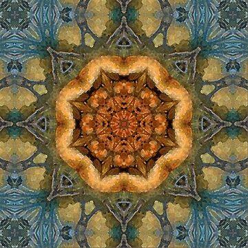 Mandala 09 by MiekeKupers