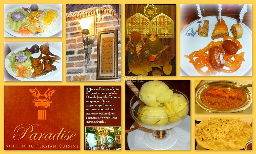 Paradise Authentic Persian Cuisine by ©The Creative  Minds