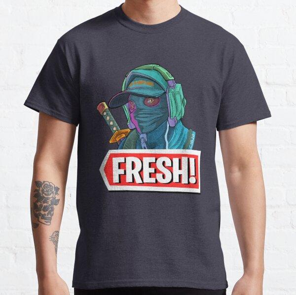 Fresco Camiseta clásica