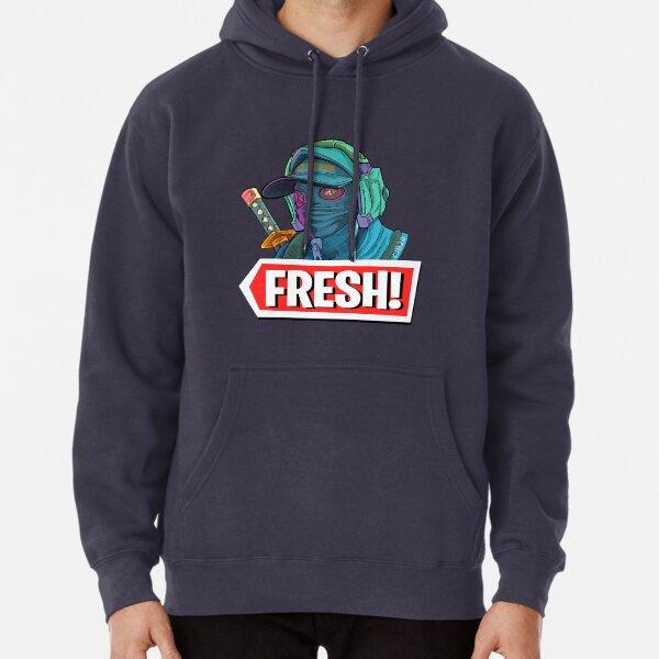 Fresh Pullover Hoodie
