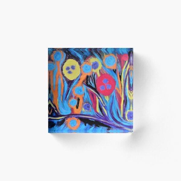 CosmicO Acrylic Block