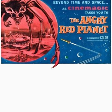 red planet by webbelot