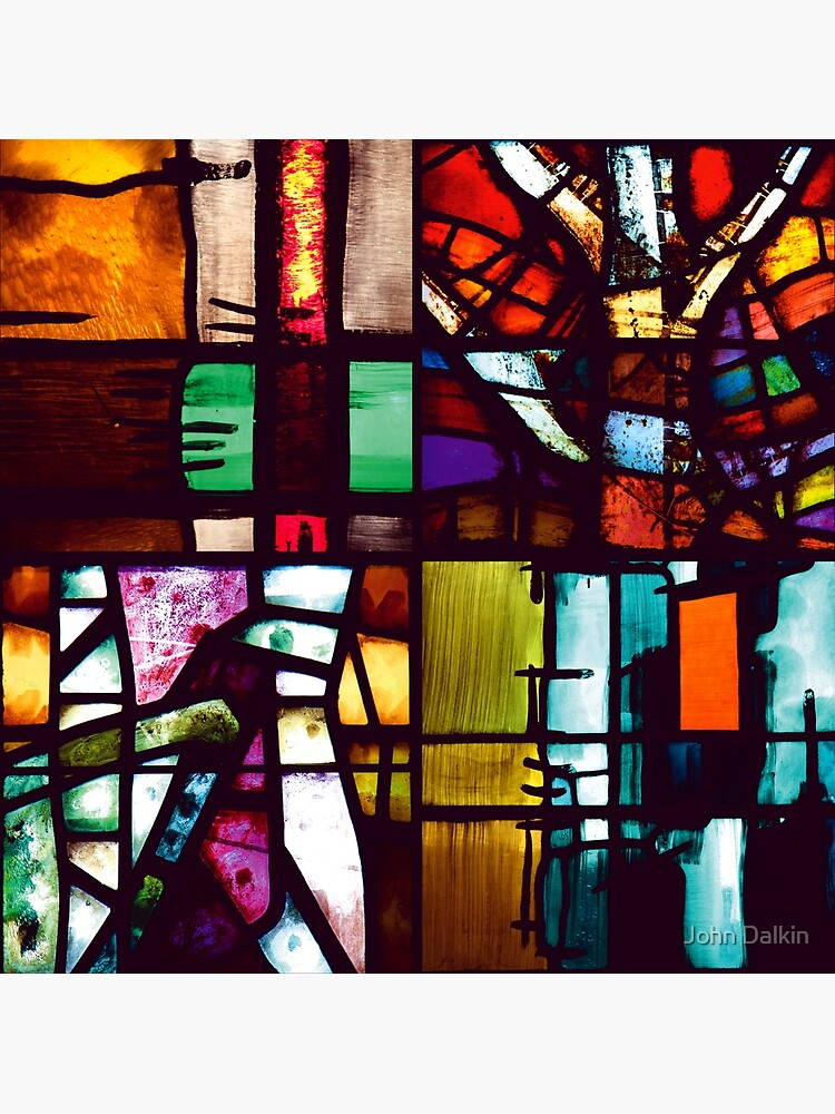 Coventry Stained Glass by JohnDalkin