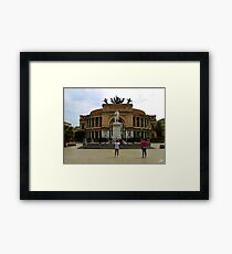 Seight seeing Palermo Framed Print