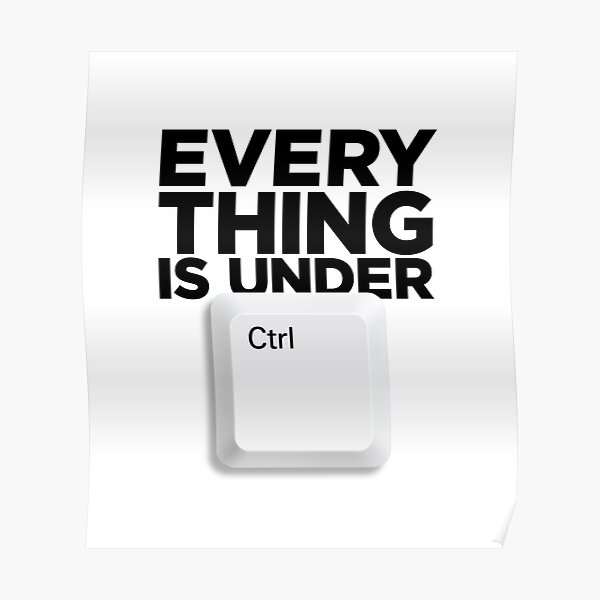 everything is under ctrl  |  Zoey's Extraordinary Playlist Poster