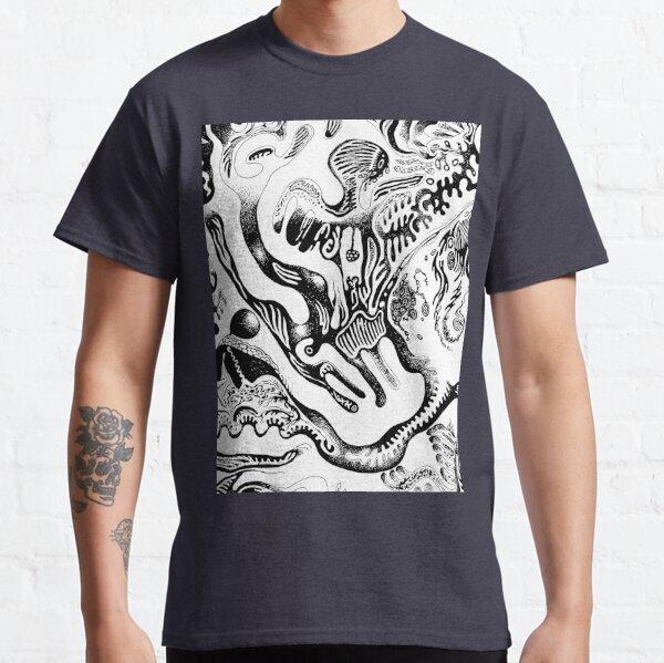 Mitochondria Base Phase Classic T-Shirt