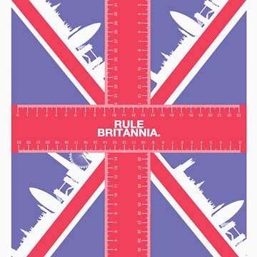 Rule Britannia. (spiffing traditional colour) by jakegriffiths15