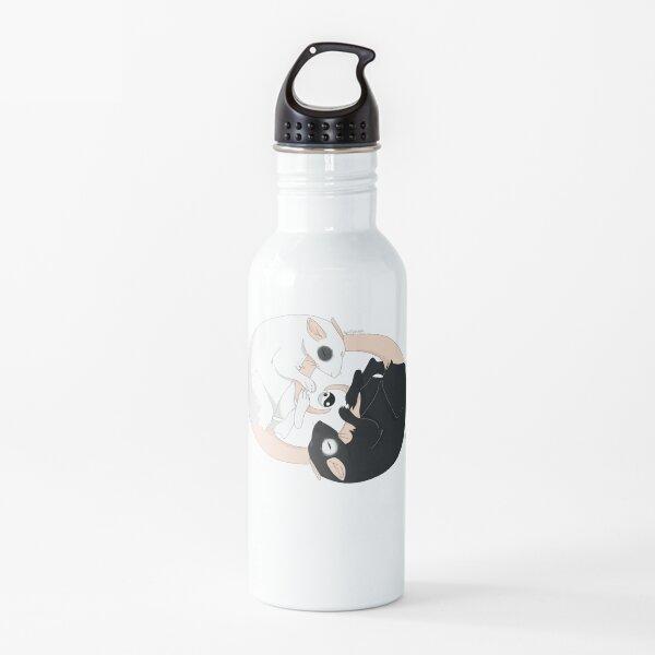 Yin yang rats Water Bottle