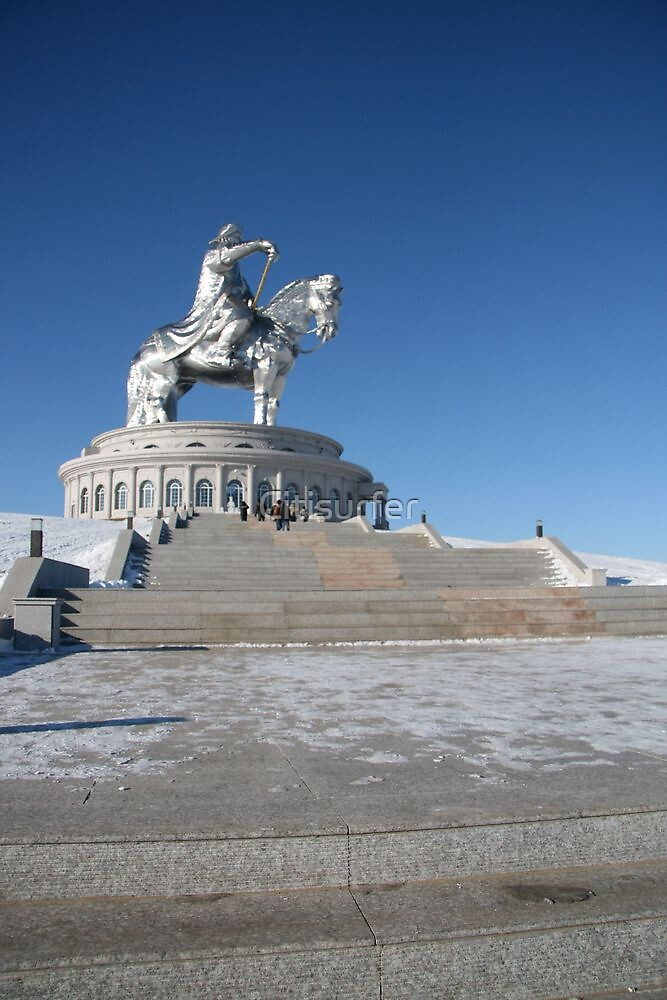 The Mighty Chinggis Khan by Citisurfer