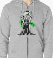 Gone Rogue Zipped Hoodie