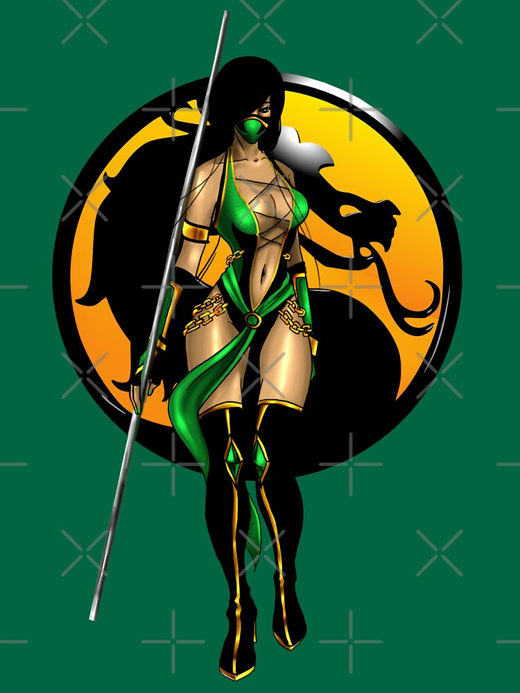 Mortal Kombat - Jade   Unisex T-Shirt