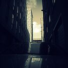 Raindrops Keep Falling on My Head by Ben Loveday
