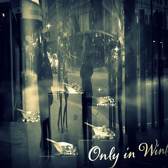 Only in Winter by Ben Loveday
