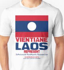 Laos - Represent Unisex T-Shirt