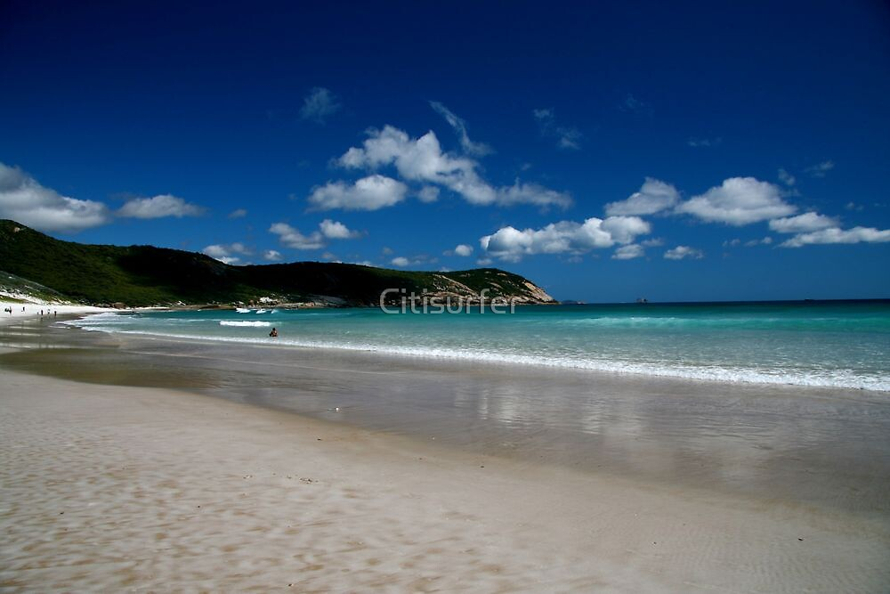 Crystal Clear Waters at Wilson's Prom by Citisurfer