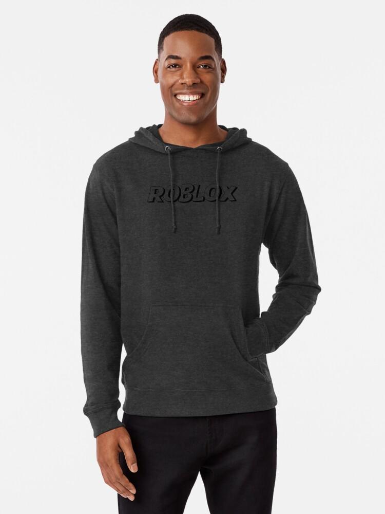 Hoodie Roblox T Shirt Roblox T Shirt Lightweight Hoodie By Issammadihi Redbubble