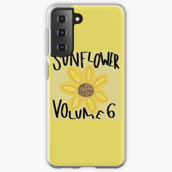 Tournesol Volume 6 Coque souple Samsung Galaxy