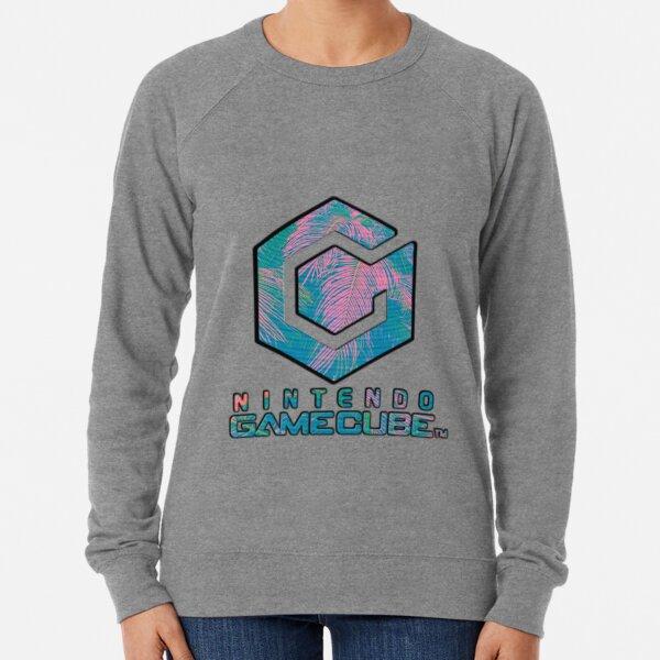 Nintendo Gamecube Vaporwave Lightweight Sweatshirt