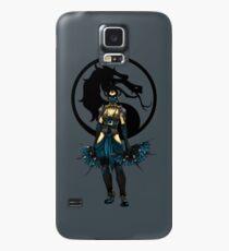 Kitana - Mortal Kombat X Case/Skin for Samsung Galaxy