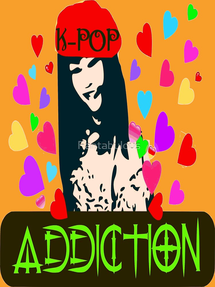 ㋡♥♫K-Pop Addicted Gorgeous Girl Clothes/Stickers♪♥㋡ by Fantabulous