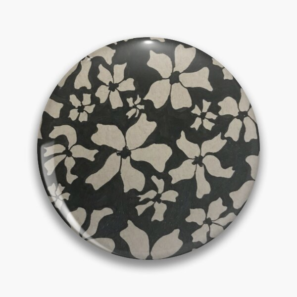~flowers~ Pin