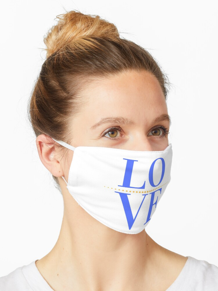 Women S T Shirt Love Women S Cloth Love Gift Gift Ideas Home Decoration Mask By Pacho5677 Redbubble