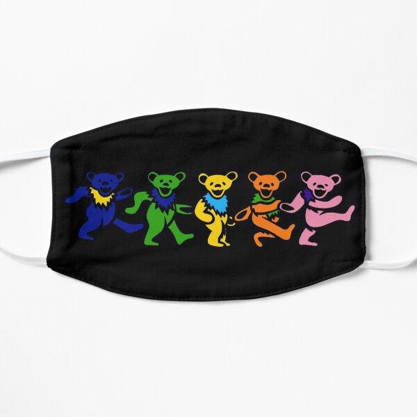 Rainbow Dancing Bears Mask