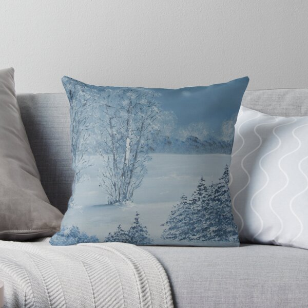 Hiver Coussin