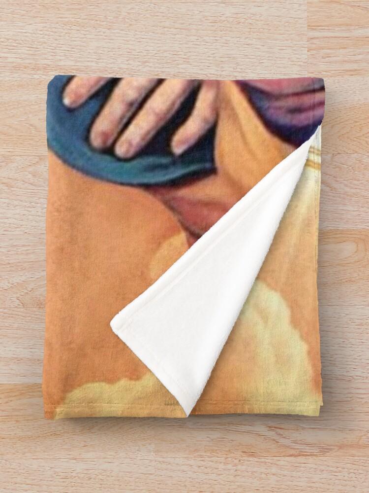 Alternate view of Saint Timothee Chalamet  Throw Blanket