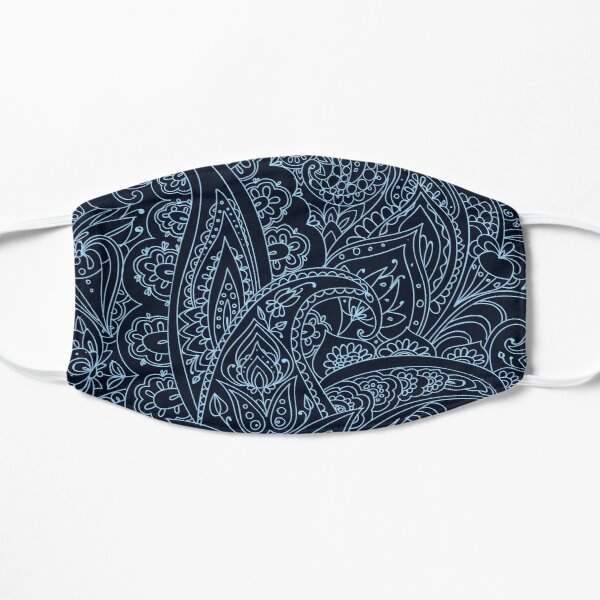 Pretty and Paisley Mask