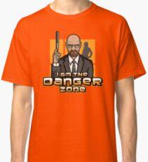 I am The Danger Zone Classic T-Shirt