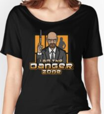 I am The Danger Zone Women's Relaxed Fit T-Shirt