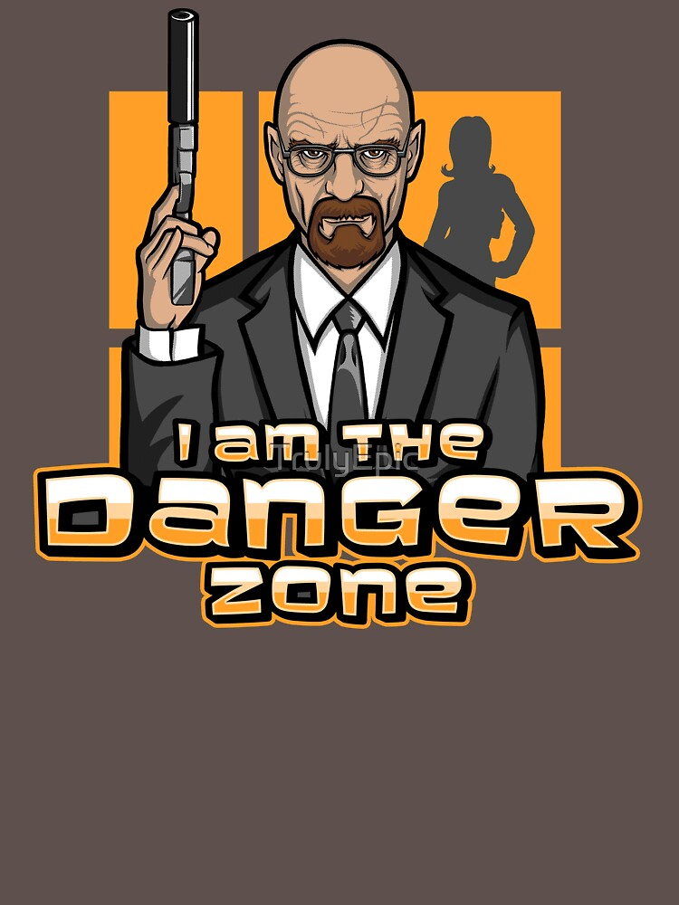 I am The Danger Zone | Unisex T-Shirt