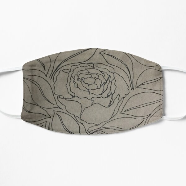 Petals and Leaves Mask