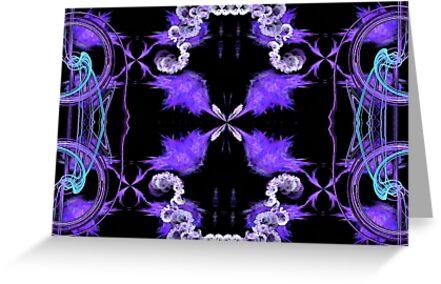 Lavender Labryinth by aprilann