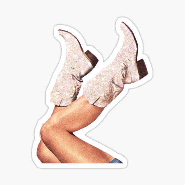 Cowgirl Sticker