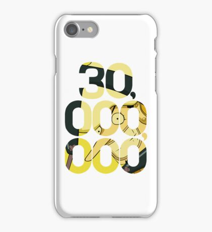 The King of Snipers iPhone Case/Skin