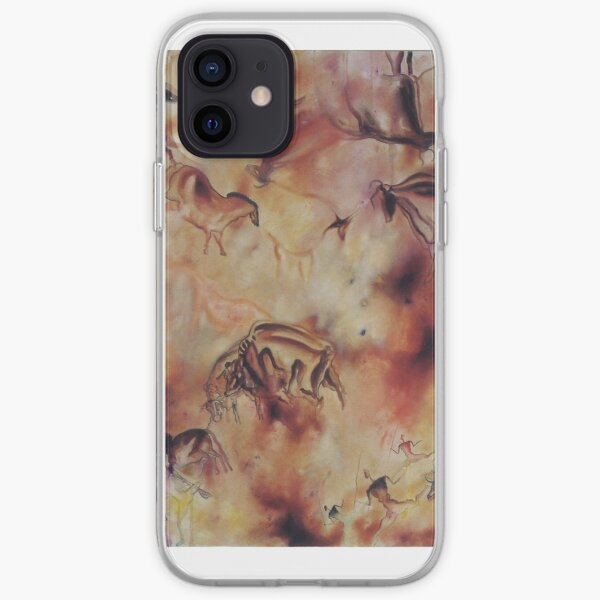 Ode to Lascaux iPhone Soft Case