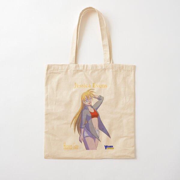 Jessica Evens Cotton Tote Bag