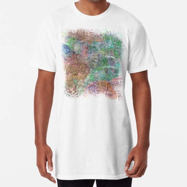 The Atlas Of Dreams - Color Plate 26 Long T-Shirt