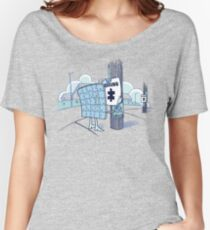 Missing Women's Relaxed Fit T-Shirt