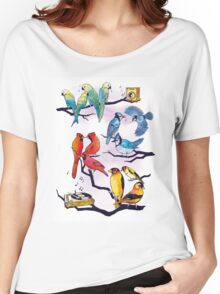 The Bird is the Word Women's Relaxed Fit T-Shirt