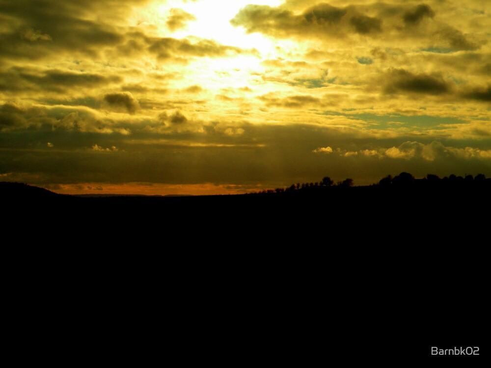 Winter Sky by Barnbk02