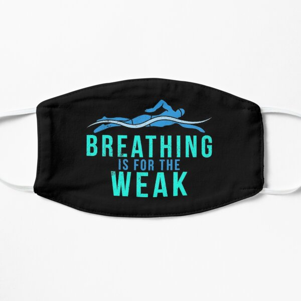 Swimmer Sportsman Gift Idea Mask
