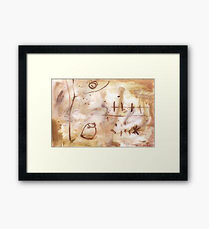 Weld Street Framed Print