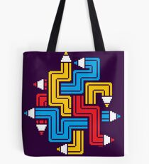 LINEAR CREATION Tote Bag